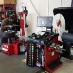 Jaro je tu  – disponujeme moderní vyvažovací jednotkou pro pneumatiky a kola všech velikostí a typů