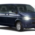 Novinka: Pronájem stylového 8 až 9 mistného mikrobusu VW Caravelle TDI LONG
