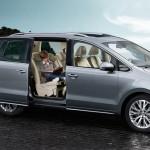 Nově nabízíme zapůjčení VW Sharan pro přepravu 6-7 pasažérů