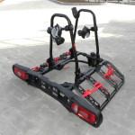 Nový nosič na 4 kola na tažné zařízení na půjčovně